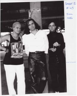Kick Poets Berlin jan kalousek 1989